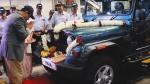 ಸ್ಪೆಷಲ್ ಎಡಿಷನ್ ಥಾರ್ 700 ಕಾರು ಉತ್ಪಾದನೆಗೆ ಮಹೀಂದ್ರಾ ಬಿಳ್ಕೊಡುಗೆ