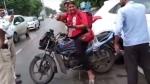 ಪೊಲೀಸರೊಂದಿಗೆ ವಾಗ್ವಾದ ನಡೆಸಿ ಜೈಲು ಸೇರಿದ ಡೆಲಿವರಿ ಗರ್ಲ್