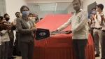 ಹೊಸ ಸೊನೆಟ್ ಕಾಂಪ್ಯಾಕ್ಟ್ ಎಸ್ಯುವಿಯ ವಿತರಣೆ ಆರಂಭಿಸಿದ ಕಿಯಾ ಮೋಟಾರ್ಸ್