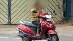 22 ಬಾರಿ ಸಂಚಾರಿ ನಿಯಮಗಳನ್ನು ಉಲ್ಲಂಘಿಸಿದ ಹೈದರಾಬಾದ್ ಯುವತಿ