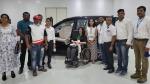 XUV 700 ಎಸ್ಯುವಿಯಲ್ಲಿ ವಿಶೇಷ ಆಸನ ಅಳವಡಿಸಿದ Mahindra
