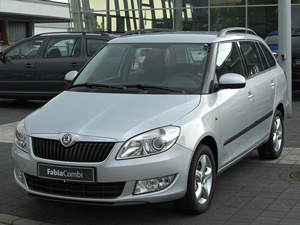 Skoda India Launch New Fabia Scout crossover in 2012