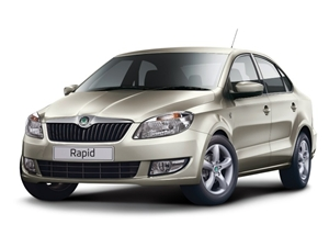 Skoda Rapid Sedan Car Review