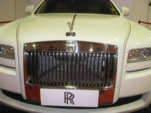Rolls Royce Recalls Ghost |