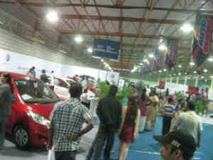 Times Auto Expo In Bangalore Disappoints