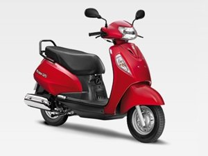 Suzuki launch New Scooter Soon
