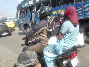 Ten Tips To Two wheeler Riders in City