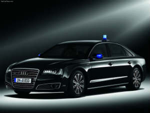 Audi To Launch Armored A8 L Security Sedan