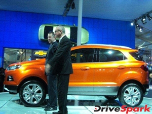 Ford Ecosport not small car