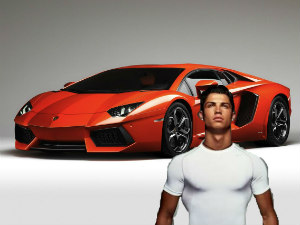 Ronaldo Buys Lamborghini Aventador For 27th B'Day