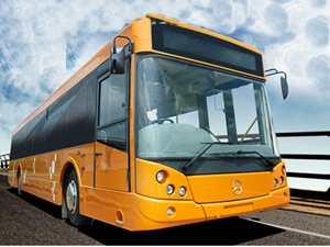 Mercedes Launches Luxury City Bus At Rs.90L