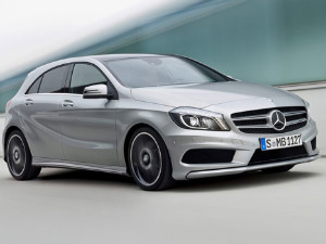 Mercedes' Sporty A-Class Hits The Stands At Geneva