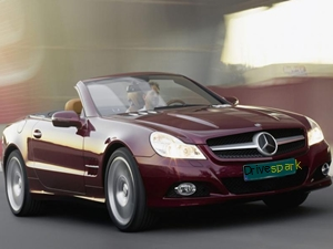 Mercedes Benz SL350 Convertible Review