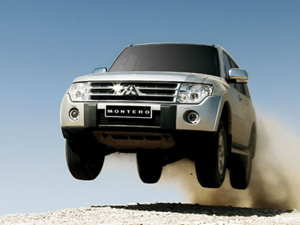 HM Launches New Upgraded Mitsubishi Montero
