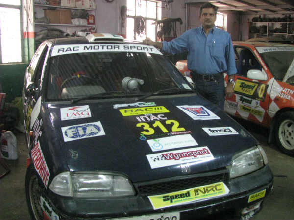 Car Rallying In India, The Ranjith Ballal Interview