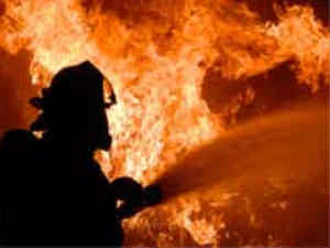 Fire broke out in Mahindra's Nashik plant