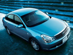 Nissan To Roll Out Sunny's Big Bro Sylphy?