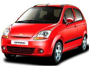 Chevrolet Readying Facelifted Spark Small Car