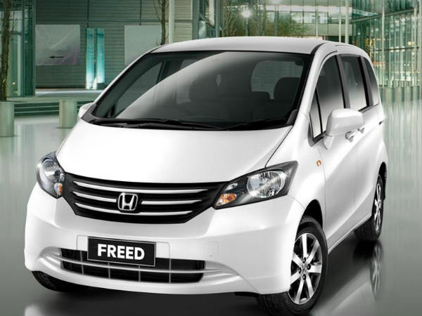 Eriga Competitor Honda New MPV India By 2014