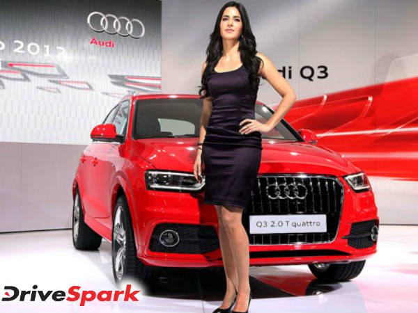 Audi India launched Q3 compact luxury Car