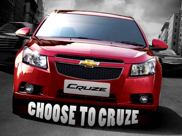 Chevrolet To Launch All New Cruze This Month
