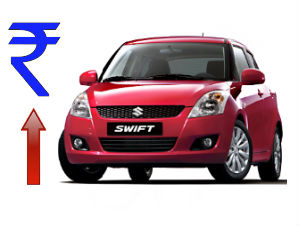 Falling Rupee To Drive Up Car Prices?