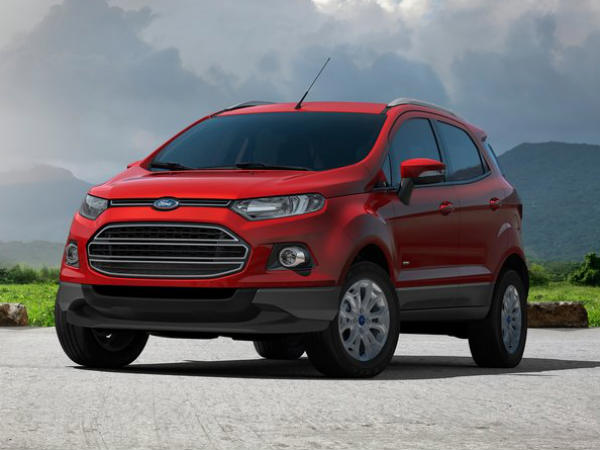 Ford EcoSport Price In Brazil Out;Starts At Rs 14L