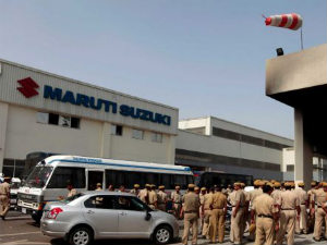 Maruti Suzuki's Future Endangered By Strikes
