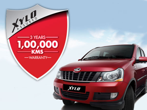 Mahindra Xylo Gets A Warranty Boost