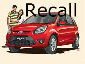 Ford India Recall Figo and Fiesta Classic Cars