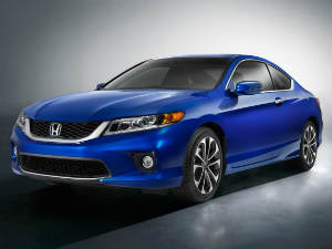 2013 Honda Accord Official Images Revealed