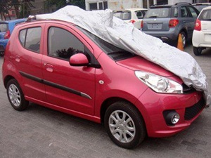 Maruti New Alto 800 Images Leaked