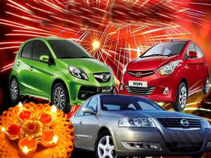 Carmakers Rolling Out Festive Discounts