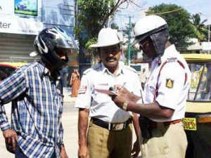 Bangalore Traffic Police To Stop Booking Cases