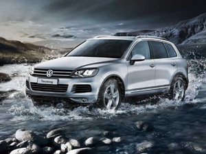 Volkswagen India launched new SUV Touareg