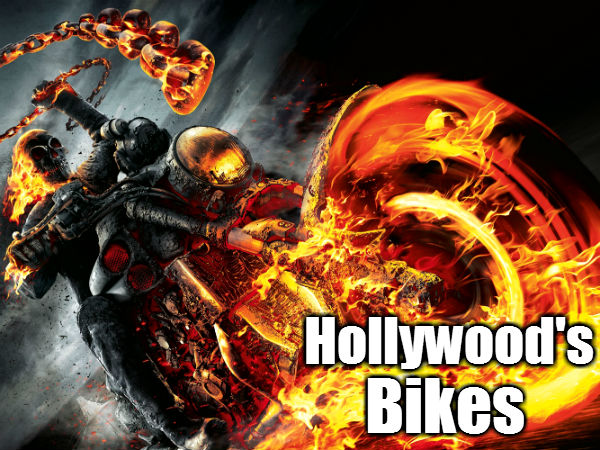 Hollywood's Hot Rides