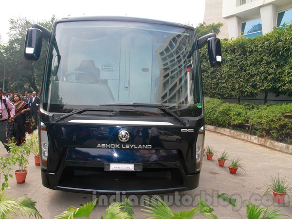 Ashok Leyland Luxura Magical India Bus