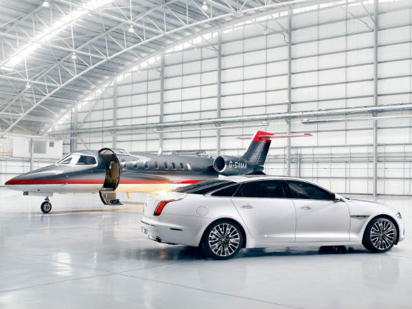 Jaguar Land Rover launches Jaguar XJ Ultimate