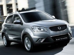 Mahindra & SsangYong Working On Electric SUVs