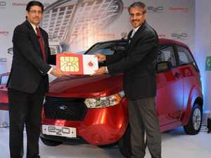 Vodafone To Provide M2M Services To Mahindra