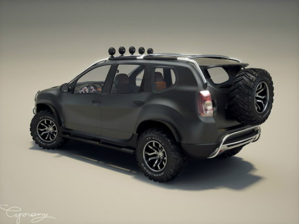 Duster Renderings By cipriany