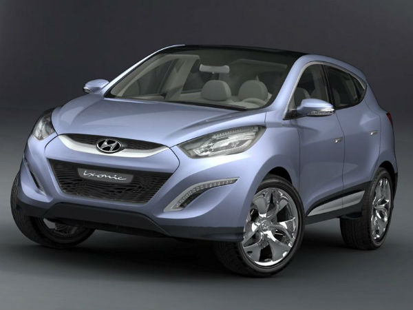Hyundai To Introduce Four New Models