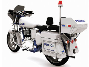 Royal Enfield Patrol Bikes For Mumbai Cops