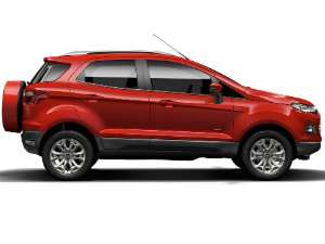 Ford EcoSport Bookings Now Open