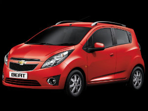 Chevrolet Beat Now Available For INR 3.39 Lakhs