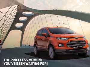 Ford EcoSport Launch Confirmed For June 26th
