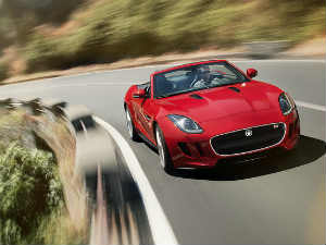 Jaguar F-Type launching in India on July 8