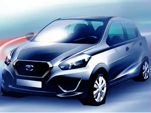What could be the price of Datsun Hatchback?