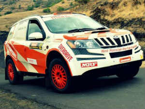 Mahindra Monsoon Challenge 2013