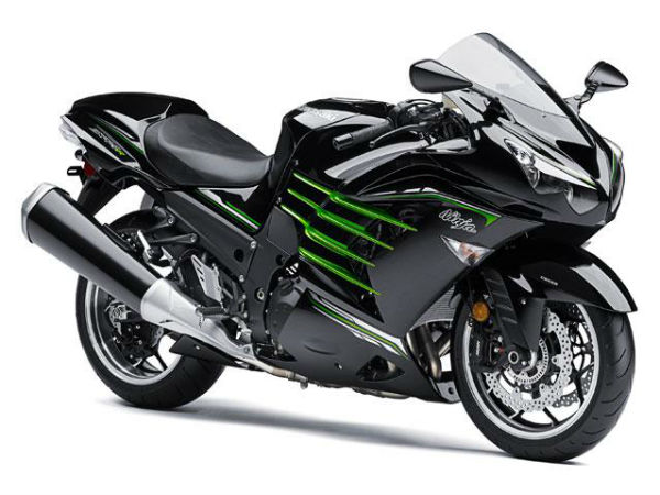 Kawasaki To Launch ZX10R And ZX14R In India On 4th Sep 2013
